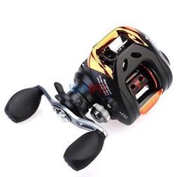 10+1BB Ball Bearings Right Hand Bait Casting Reels Fishing R