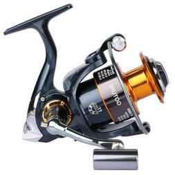 11BB 5.2:1 Metal Coil Spinning Reel GT4000 CNC Machine Fishi