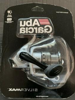 Abu Garcia 1398067 Silver Max Spinning 30 Reel 5.1:1 Gear Ra