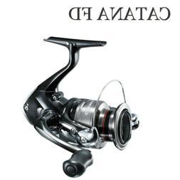 18 Shimano Catana FD 1000 2500 C3000 4000 2500HG 4000HG C300