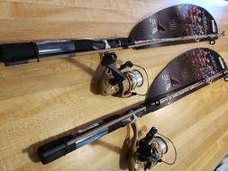 2. DUCK DYNASTY FISHING ROD REEL LINE COMBOS