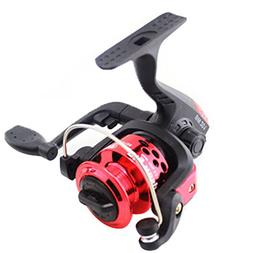 Lifelj Small 200 Fishing Reel Lightweight Aluminum Material