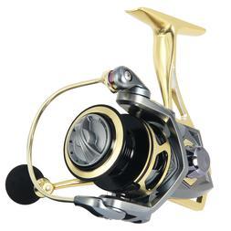 2500-5000 Series Saltwater Fishing Reels 10BB Aluminum Spool