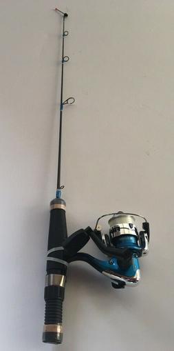 3 NEW FRABILL 6984 PANFISH POPPER PRO ICE FISHING ROD REEL C