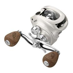 13 Fishing 6.6:1 Gear Ratio 9BB Beetlewing Sideplate, Left