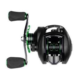 8.1:1 Baitcasting Fishing Reel Magnetic Braking System Super