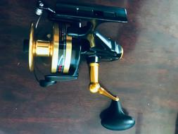 Penn 850 ssm saltwater fishing reel new never been used w/or