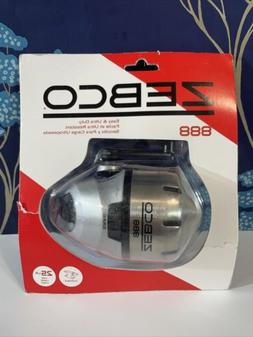 Zebco 888 Spincast Fishing Reel 3 Bearings 25 Lb test line 2