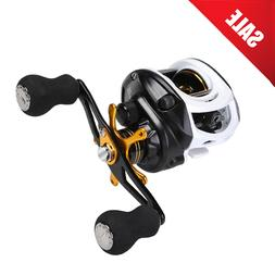 SOUGAYILANG 9+1BB Baitcasting Reel With Magnetic Brake Syste