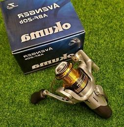 OKUMA ABF40b Avenger ABF B Series Baitfeeder Reels