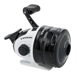 Abu Garcia 1365379 Abumatic S Spincast Reel, 15, 5.2: 1 Gear