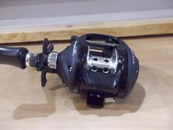 Shakespeare Agility low profile baitcast reel new off combo