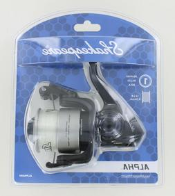 Shakespeare Alpha 50RL 15 Spinning Reel, Black, Left/Right