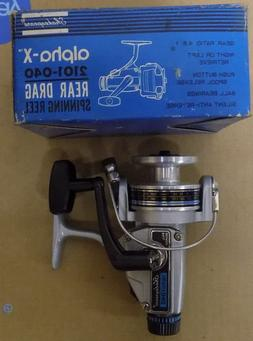 Shakespeare Alpha Fishing Reels   NIB