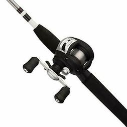 Shakespeare Alpha Low Profile Fishing Rod and Baitcast Reel