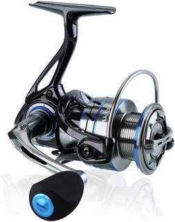 Apex Spinning Reel, Ultralight Premium Magnesium Body, Super