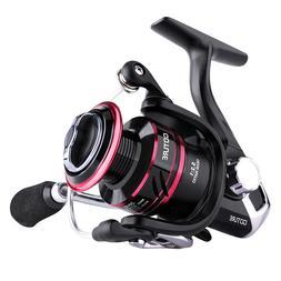 Goture AQUILA Spinning Fishing Reel 5+1BB Max Drag 17LB Fres