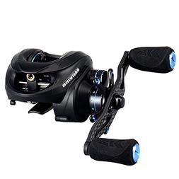 KastKing New Assassin Carbon Baitcasting Reel, Only 5.7 OZ,