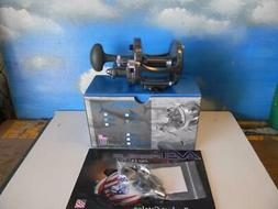 AVET LX 6.0 GUNMETAL R.H. LEVER DRAG BIG GAME FISHING REEL -