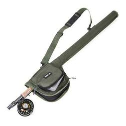 Bag for Fly Fishing Rod and Reel Combo Set Professional