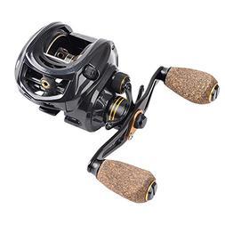Fiblink Baitcasting Fishing Reel 9+1 Ball Bearings Casting R