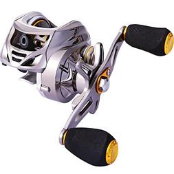 Sougayilang Baitcasting Reel, Stainless Steel Bearings, Supe