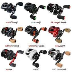 KastKing Baitcasting Reels Fresh Saltwater Fishing Reel- All
