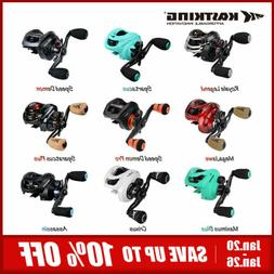 baitcasting reels salt freshwater fishing reel all