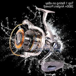 Yoshikawa Baitfeeder Spinning Reel Twin Drag 3000 11BB 5.1:1