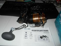 Shimano Baitrunner 6000d spinning reel  New Never Used