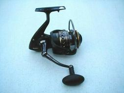 PENN BATTLE II 6000 SPINNING REEL-NEW
