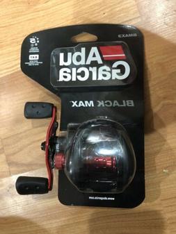 Abu Garcia Black Max Low Profile Baitcast Reel-Right Hand Re