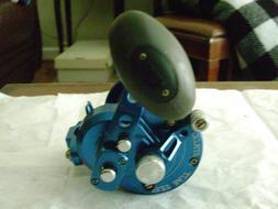 AVET BLUE LX6/3 MC G2 LEVER DRAG SALTWATER FISHING REEL