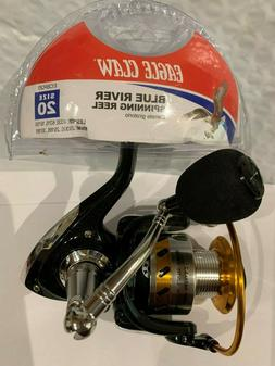 Eagle Claw Blue River 2000, Fishing, Spinning Reel, Size 20,