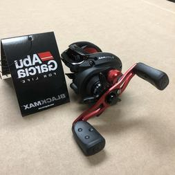 BRAND NEW Abu Garcia BMAX3 Right-Handed Black Max Low Profil