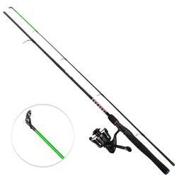 KastKing Brutus 2pcs Spinning Fishing Rod & Reel Combo Full-
