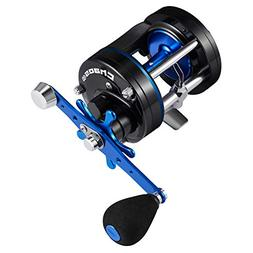 Piscifun Chaos Round Reel Blue 60 Left Handed