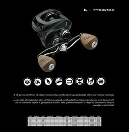 13 Fishing Concept A Baitcasting Reels - LH or RH - Choose R