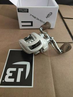 13 Fishing Concept C Baitcast Reel - 7.3:1 Gear Ratio - Righ