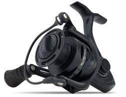Penn Conflict II Long Cast Spinning Reel, Black, 4000