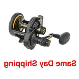 Penn Fathom 40 Lever Drag Saltwater Fishing 2 Speed Reel FTH