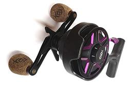 Fish 13 Black Betty Free Fall Trick Shop Reel. Ice fishing R