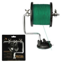 GOTURE Fishing Line Winder Detachable Portable Reel Spooler