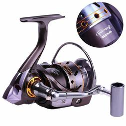 Fishing Reel -12+1BB Ultralight Smooth Powerful Spinning Ree