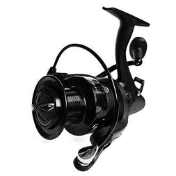 Fishing Reel with Left Right Interchangeable Collapsible Han