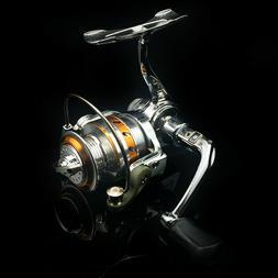 Fishing Reel Mini Spinning Reels Small Zinc Alloy All Metal