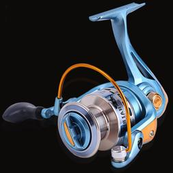 Sougayilang Fishing Reel Spinning 11+1bb Left/Right Intercha