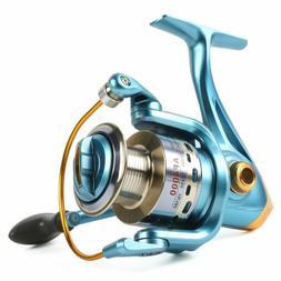 Sougayilang Fishing Reel Spinning 11+1bb Left/Right Intercha
