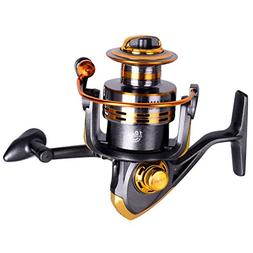 Lifelj Fishing Reel Spinning Fishing Reel Spinning Reel Left