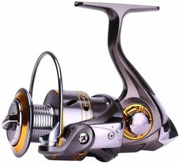 Sougayilang Fishing Reel Spinning Reel -12+1BB DK5000 5.1:1